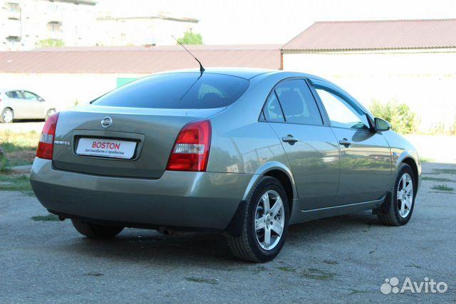 Nissan Primera, 2005  89883900490 купить 7