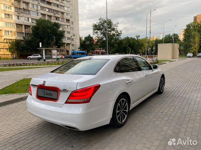 Hyundai Equus, 2014  89054040409 купить 4