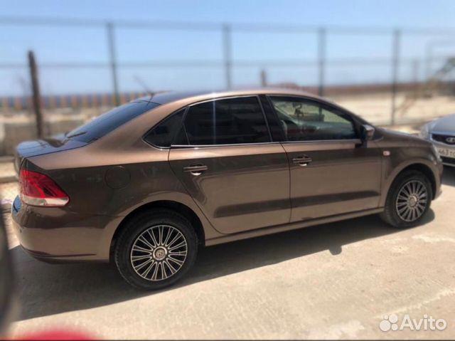Volkswagen Polo, 2015  89634233511 купить 4
