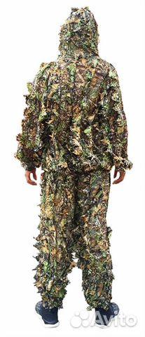 Маскировочный костюм новый  89899729751 купить 1