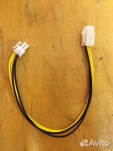 Кабель удлинительный FinePower 4-pin - 4-pin  89969134484 купить 3