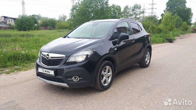 Opel Mokka, 2013  89605085857 купить 8
