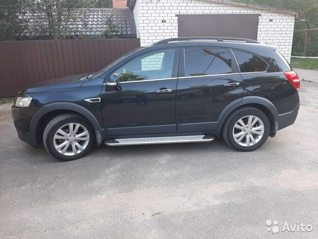 Chevrolet Captiva, 2014  89065644773 купить 2
