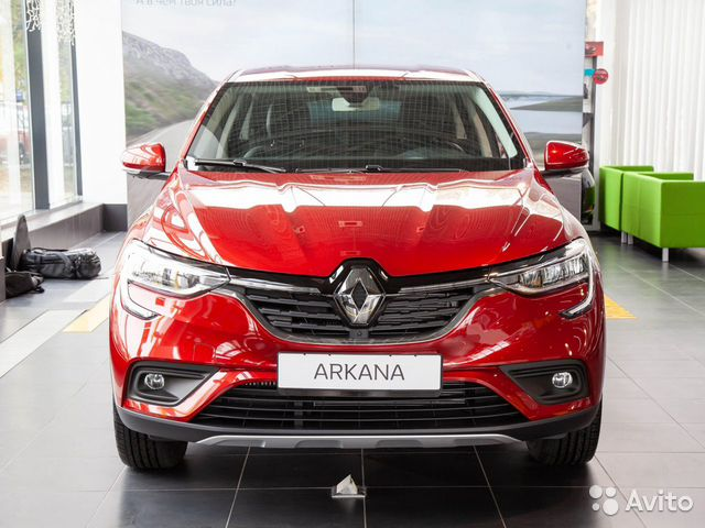 Renault Arkana, 2020  89134005860 купить 6