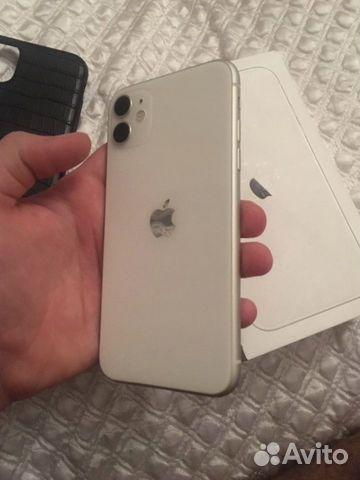 Телефон iPhone 11  купить 1
