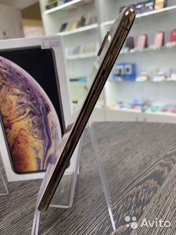 iPhone XS Max 256Gb Gold Ростест  89300301414 купить 4