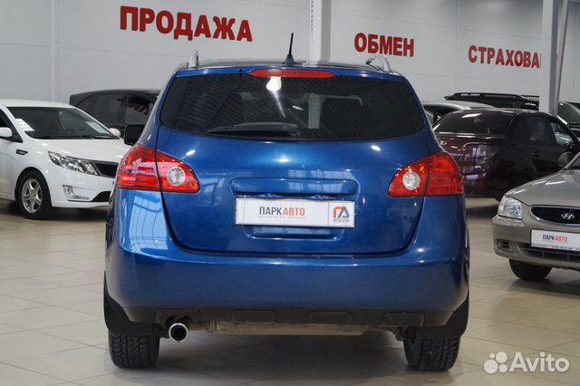 Nissan Rogue, 2007  89158531917 купить 6