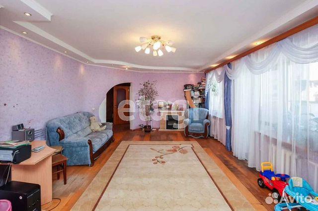 3-к квартира, 110 м², 9/10 эт.