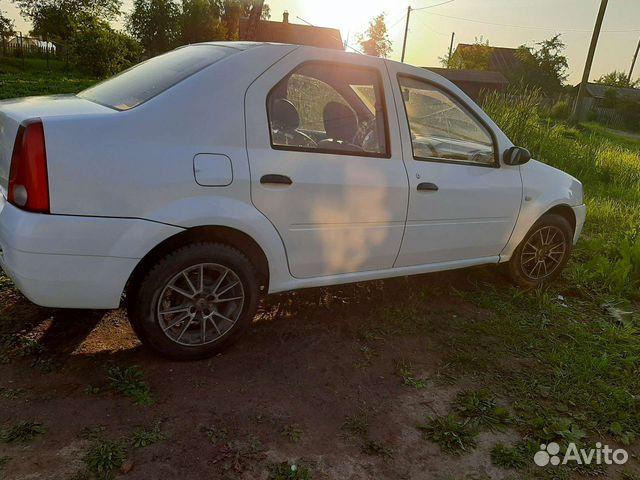 Renault Logan, 2009  89062993575 купить 2
