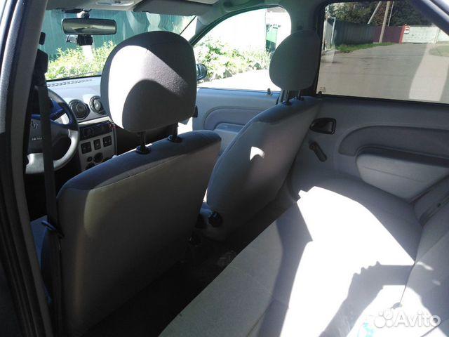 Renault Logan, 2009  89062983106 купить 10
