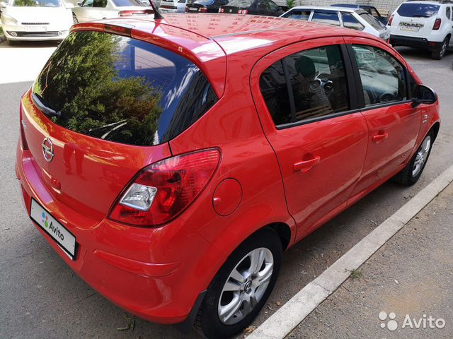 Opel Corsa, 2013  89603321151 купить 6