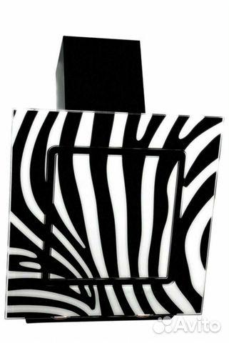 Вытяжка elikor Оникс 60 (черный/зебра)  купить 1