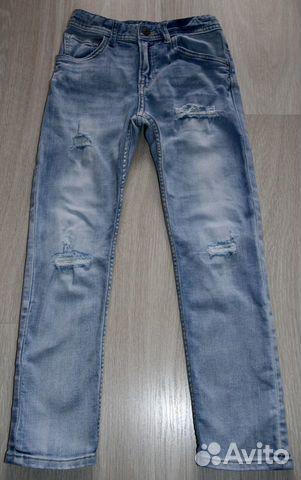 Джинсы H&M  89087830055 купить 1