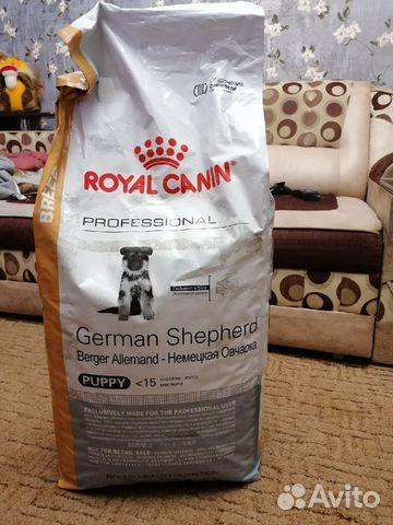 Сухой корм Royal Canine German Shepherd Puppy 16кг