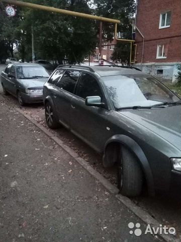 Audi A6, 2001  89827961314 купить 4