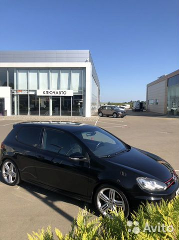 Volkswagen Golf GTI, 2009  89630923343 купить 5