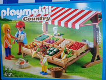 Playmobil country рынок