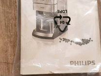 Кофе машина филипс новая