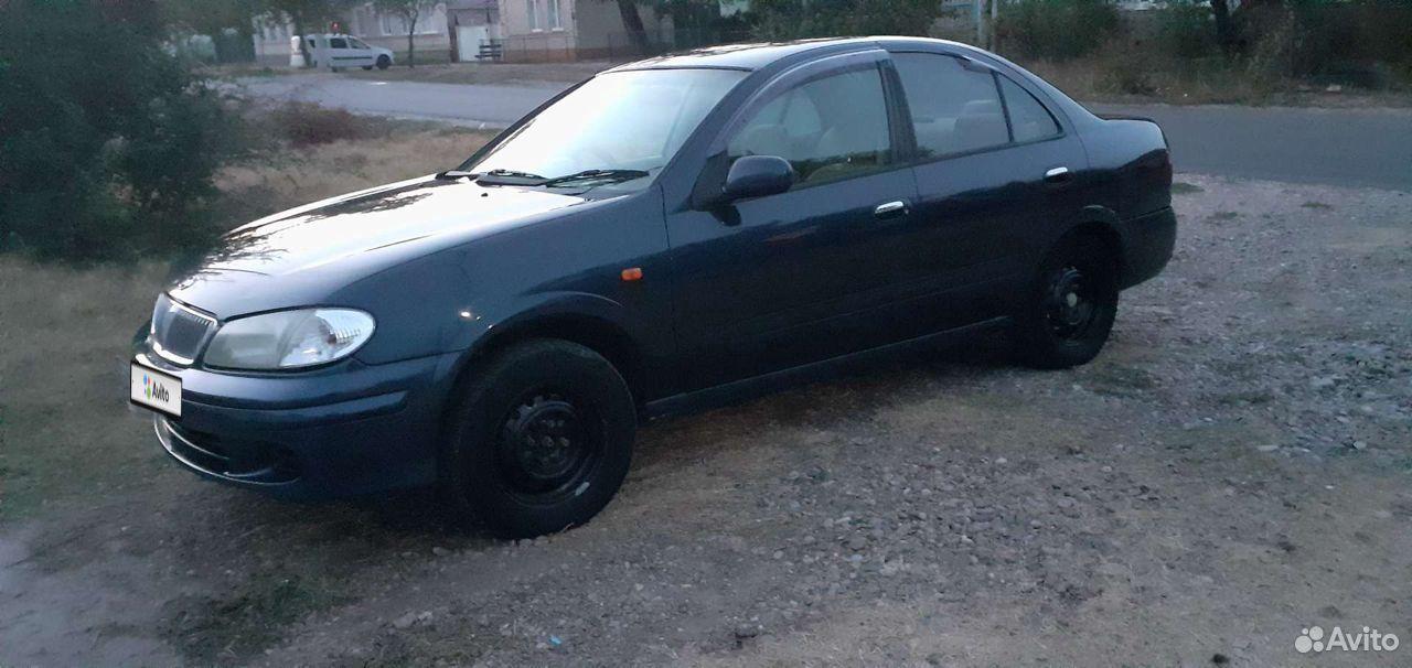 Nissan Bluebird Sylphy, 2001  89682726632 купить 4