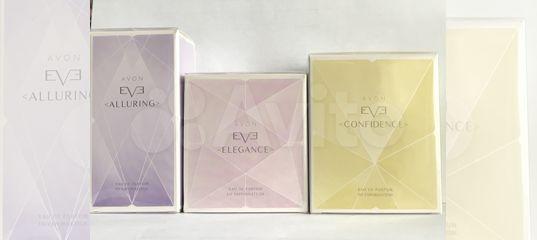 парфюмерная вода Avon Eve Alluring новые 50 мл купить в москве на