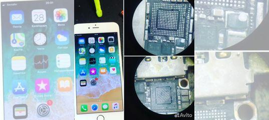 ремонт айфона на дому воронеж
