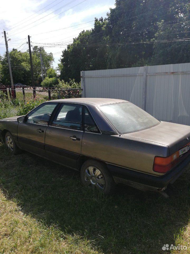 Audi 100, 1987  89606321617 купить 3