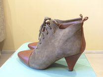 Полусапожки женские — Одежда, обувь, аксессуары в Самаре