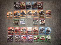 Карточки Супергонки супер гонки