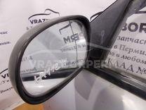 Зеркало левое Chevrolet Lanos
