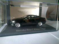 Модель mercedes c class coupe