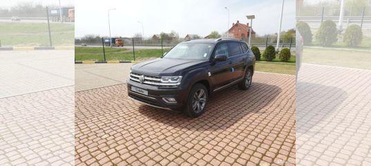 Volkswagen Teramont, 2019