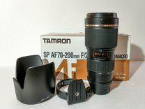 Объектив tamron 70-200 mm f/2.8 для Pentax