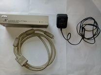 Video splitter VGA к 1 компьютеру 8 мониторов