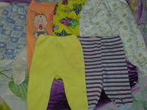 Ползунки и штанишки — Детская одежда и обувь в Омске