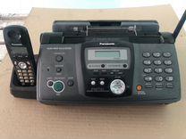 Телефон копир Факс Panasonic