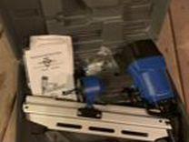 Realkey RK-F9021 каркасный реечный нейлер + гвозди — Ремонт и строительство в Москве