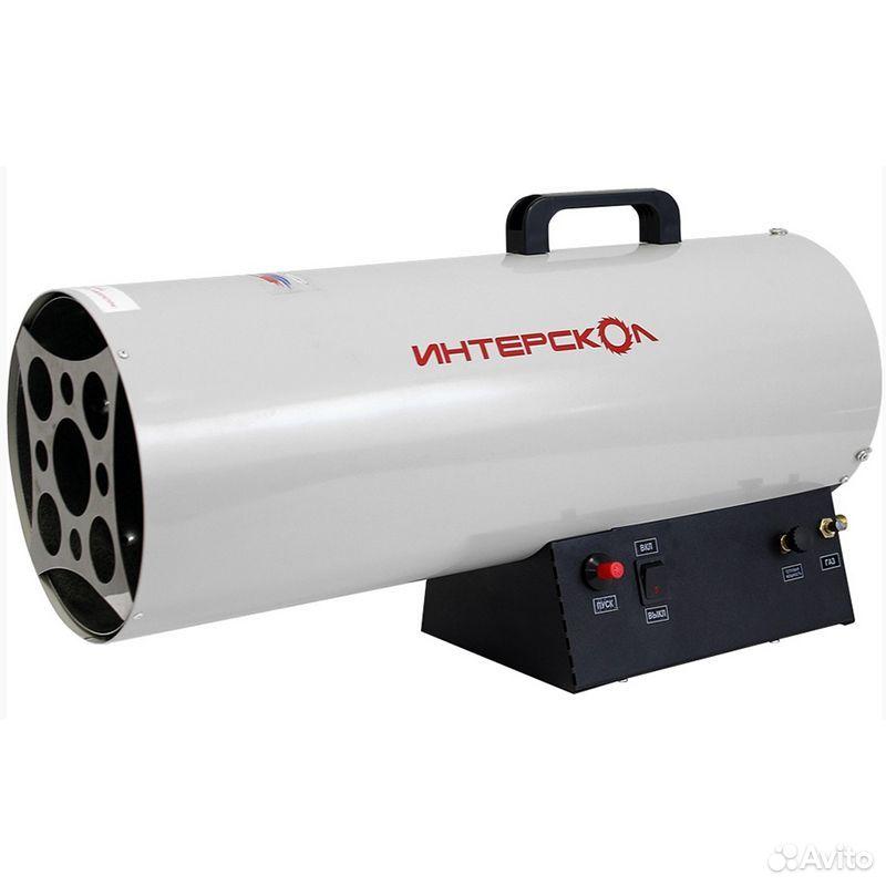 89124002166  Тепловая пушка газовая интерскол тпг-30