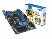 MSI Z97 PC Mate Soc-1150 iZ97 DDR3 ATX