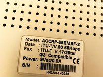 Модем Acorp Sprinter 56 K Ext