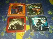 Продам диски с играми для Пк