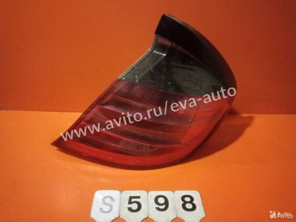 84732022776  Фонарь задний правый Mercedes Benz W203 C 2000-200