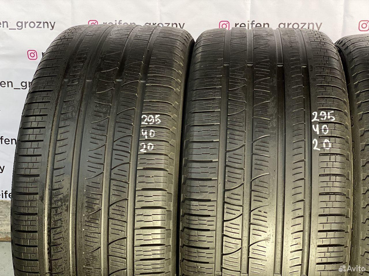 295/40/20 Pirelli Scorpion Verde - 3 шт 89380001718 купить 3