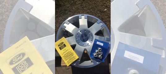 Оригинальные диски Ford R17 комлпект