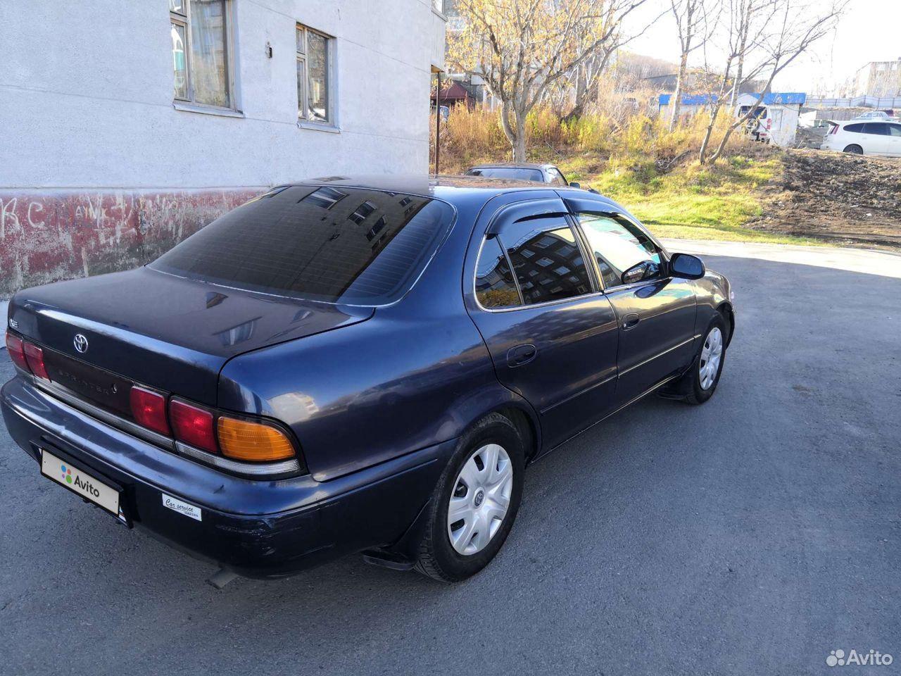 Toyota Sprinter, 1994  89147803069 купить 7