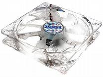 Вентилятор 92x92мм zalman ZM-F2 LED новый