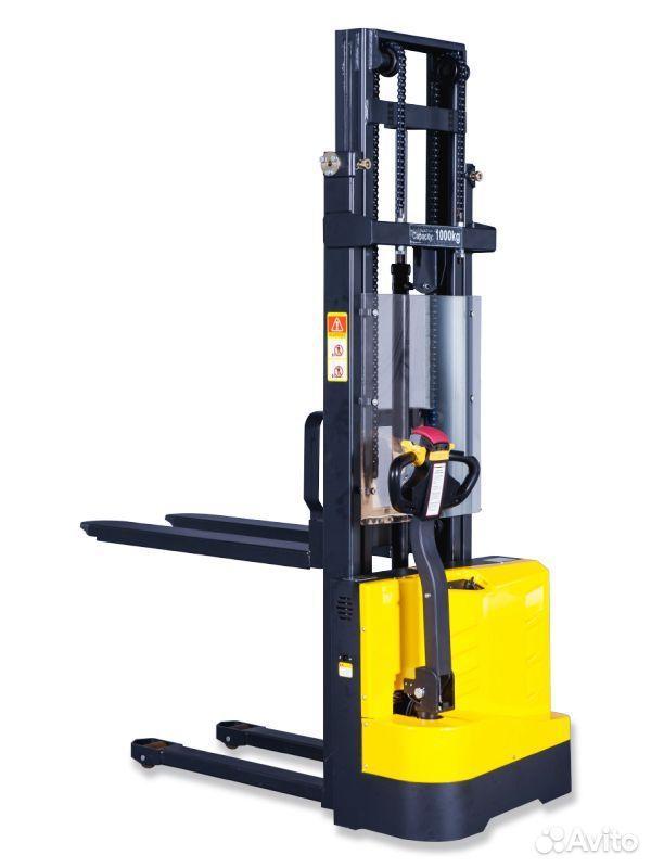Штабелер электрический самоходный IWS10S-1600  89601194386 купить 1