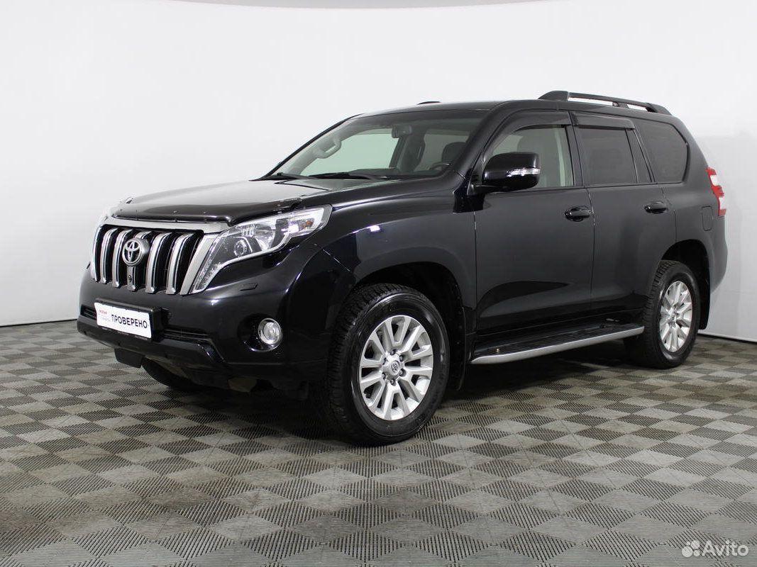 Toyota Land Cruiser Prado, 2014  88129217686 купить 1