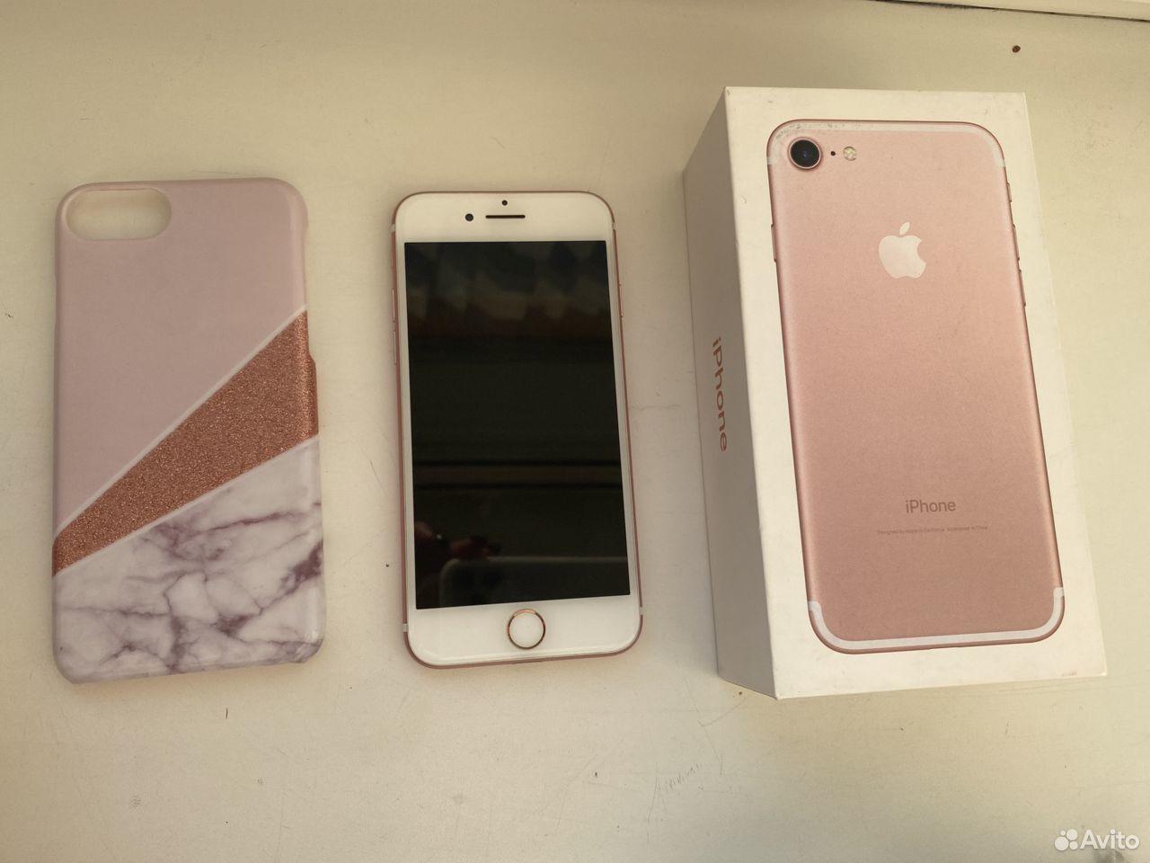Телефон iPhone 7 32gb  89991730301 купить 1