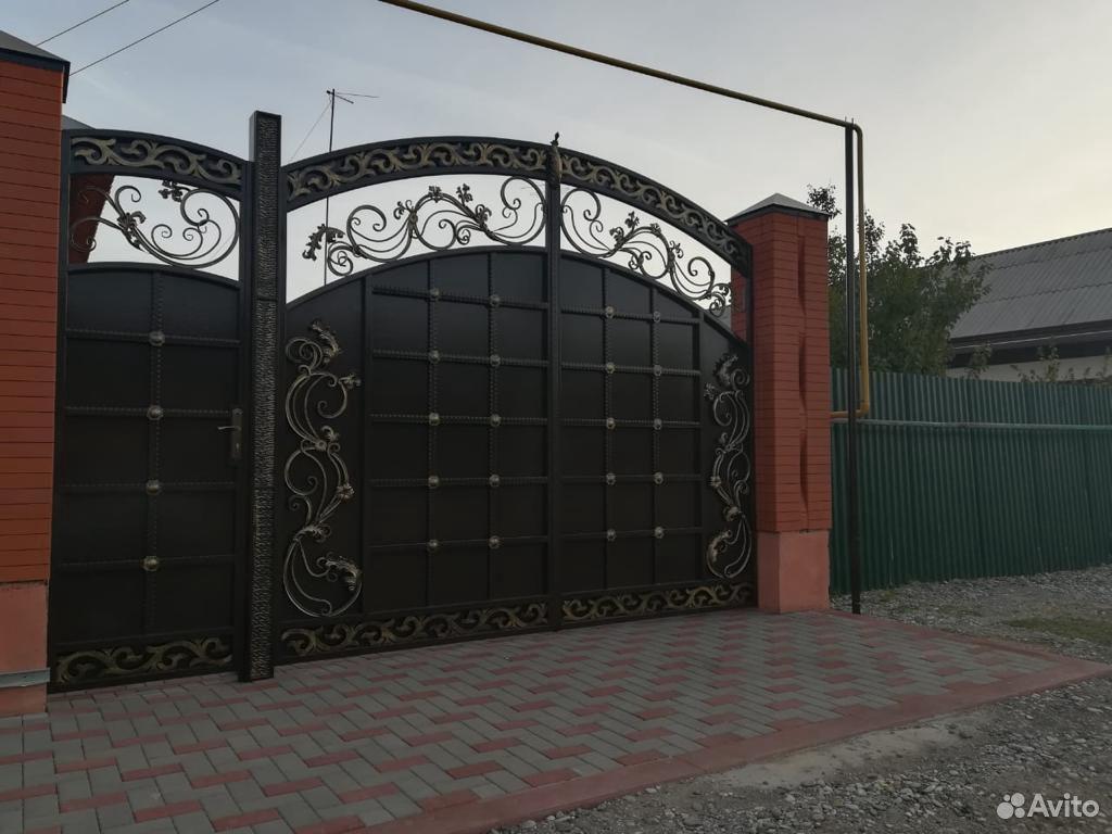 Ворота ставрополь кчр