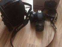 Зеркальный фотоаппарат Canon EOS 600D — Фототехника в Петрозаводске